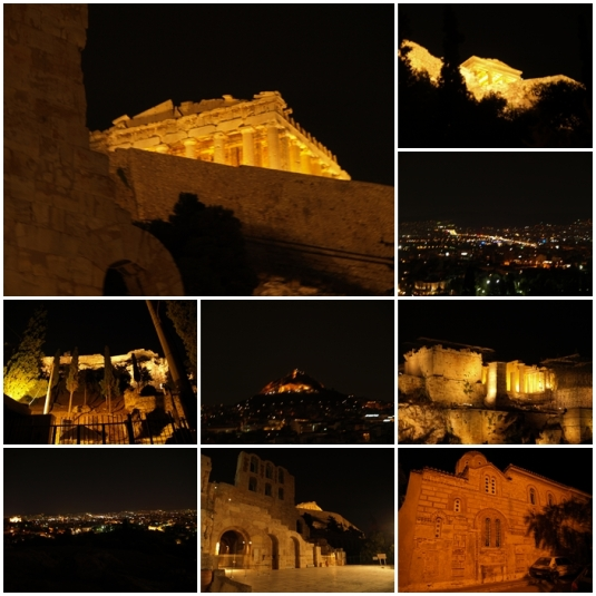 athen at nite